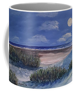 Evening Moon Coffee Mug