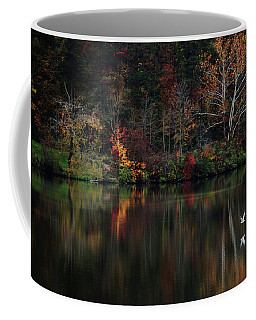 Evening On The Lake Coffee Mug