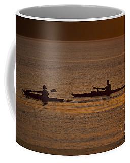 Evening On The Water Coffee Mug