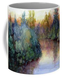 Evening On The Willamette Coffee Mug