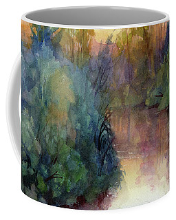 Evening On The Willamette Coffee Mug