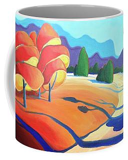 Evening Path Coffee Mug