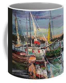 Evening Pause Coffee Mug