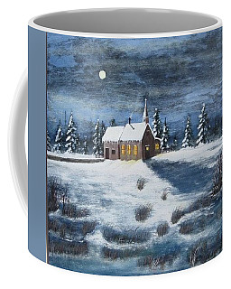 Evening Prayers Coffee Mug