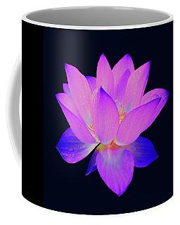 Evening Purple Lotus  Coffee Mug