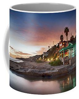 Evening Reflections, Crystal Cove Coffee Mug