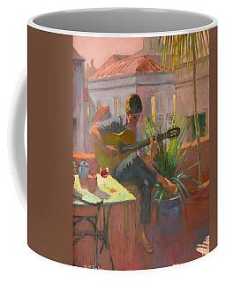 Evening Rooftop Coffee Mug