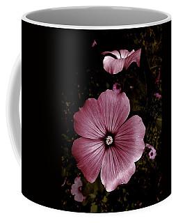 Evening Rose Mallow Coffee Mug