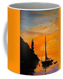 Evening Serenity Coffee Mug