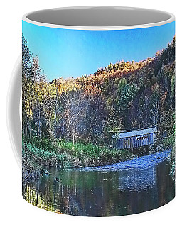Evening Shadows Coffee Mug