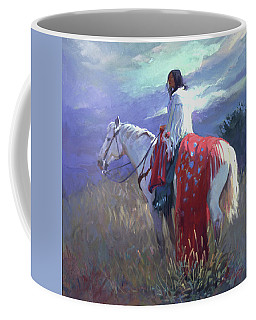 Evening Solitude L. E. P. Coffee Mug