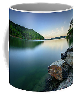 Evening Thoughts Coffee Mug