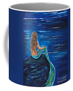 Evening Tide Mermaid Coffee Mug
