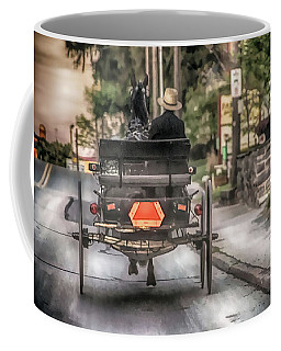 Evening Traveler Coffee Mug
