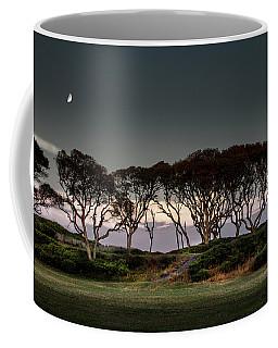 Dusk At Fort Fisher Coffee Mug