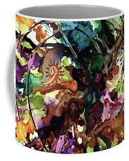 Ever Expanding Universe Coffee Mug