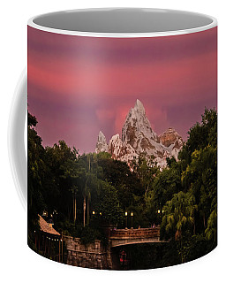 Everest Sunset Coffee Mug