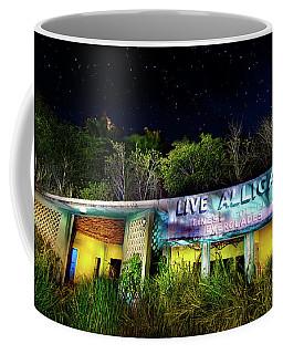 Everglades Gatorland Coffee Mug by Mark Andrew Thomas