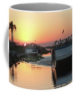 Everglades Sunset Coffee Mug
