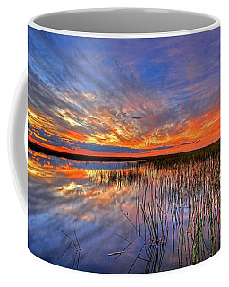 Everglades Sunset Coffee Mug