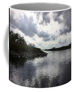 Everglades Coffee Mug by Val Oconnor