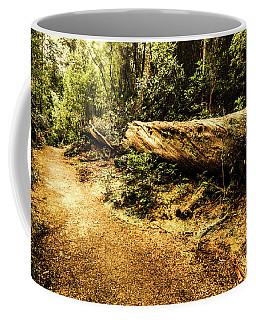 Evergreen Jungle Trails Coffee Mug