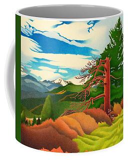 Evergreen Overlook Coffee Mug