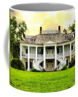 Evergreen Plantation Coffee Mug