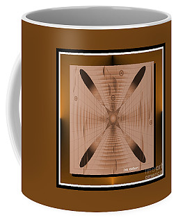 Coffee Mug featuring the digital art Everlasting #3 by Iris Gelbart