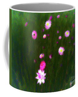 Coffee Mug featuring the photograph Everlasting Blur by Cassandra Buckley