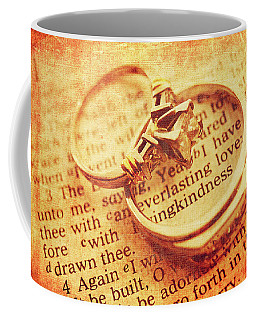 Coffee Mug featuring the photograph Everlasting Love by Trina Ansel