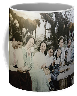 Coffee Mug featuring the photograph Every Day Life In Nation In Making by Miroslava Jurcik