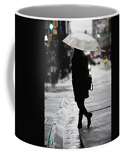 Coffee Mug featuring the photograph Every One Pays  by Empty Wall
