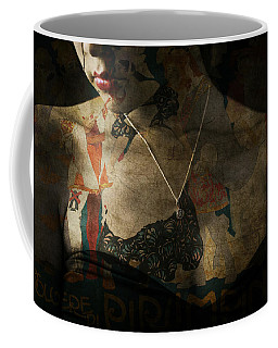 Coffee Mug featuring the digital art Every Picture Tells A Story by Paul Lovering