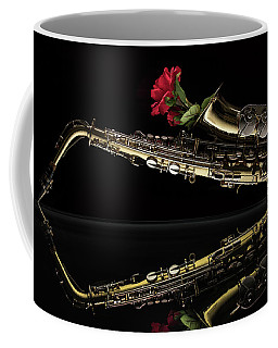 Every Rose Has Its Horn Coffee Mug