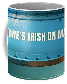 Everyone's Irish Coffee Mug