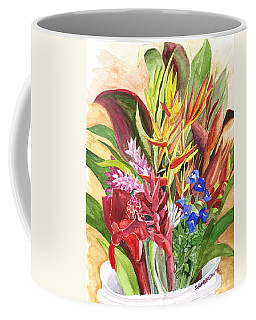 Everywhere There Were Flowers Coffee Mug