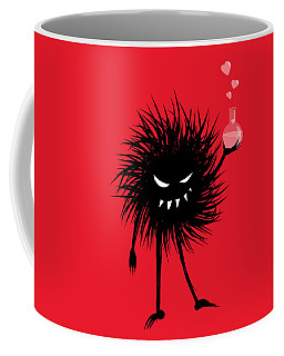 Evil Bug With A Love Potion Coffee Mug
