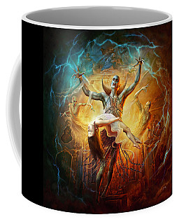 Evil God Coffee Mug