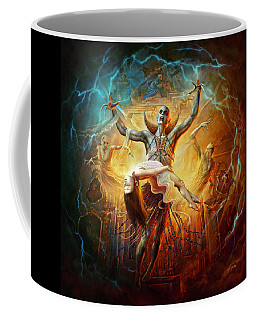 Evil God Coffee Mug