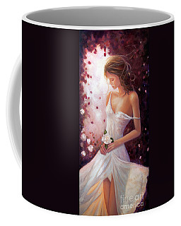Evocative Scent Of A Summer Rose Coffee Mug