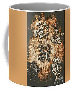 Evolution In Early Gaming Coffee Mug