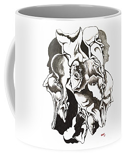 Evolution In Mind  Coffee Mug