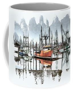 Evolution Coffee Mug