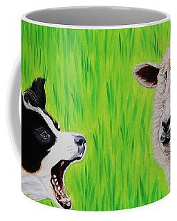 Ewe Talk'in To Me? Coffee Mug