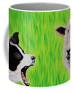 Ewe Talk'in To Me? Coffee Mug