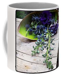 Coffee Mug featuring the photograph Excellent Customer Service. #flowers by Mr Photojimsf