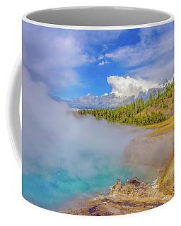 Excelsior Geyser Crater Yellowstone Coffee Mug
