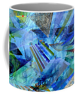 Excursions Of Vision Coffee Mug