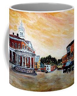 Exeter Nh Circa 1920 Coffee Mug